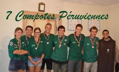 Visuel du projet Les 7 compotes péruviennes