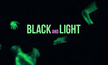 Project visual Black and Light