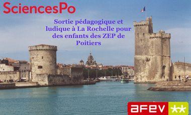 Project visual Escapade à La Rochelle