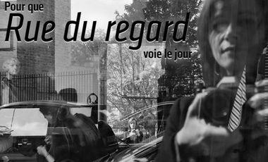 """Project visual """"Rue du regard"""" : un projet d'exposition de photographies noir et blanc"""