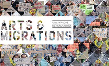 Visuel du projet Arts et Migrations : Un dimanche de rencontres.