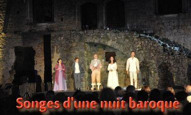 Visuel du projet Songes d'une Nuit Baroque