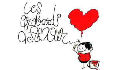 Project visual Les crobards d'amour