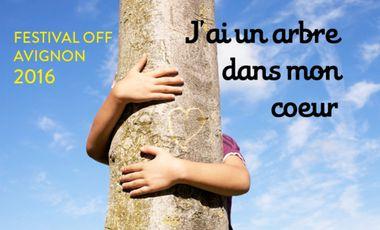 Project visual J'ai un arbre dans mon coeur
