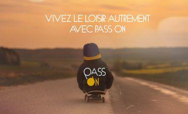 Visueel van project Vivez le loisir autrement avec Pass On