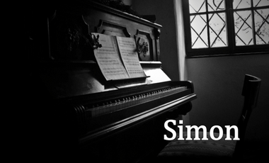Visueel van project Simon