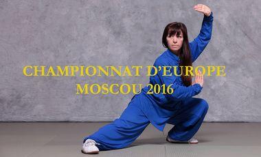 Visueel van project Championnat d'Europe Tai Chi à Moscou