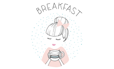 Project visual Breakfast Delivery