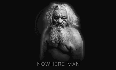 "Visueel van project Court-métrage:"" Nowhere Man"""