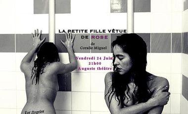 Visueel van project La Petite Fille Vêtue De Rose