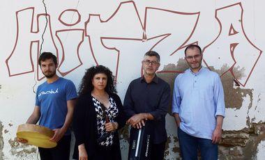Visuel du projet Aidez Bidaia à produire son nouvel album HITZA