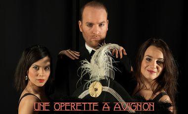 Visueel van project Une opérette à Avignon !