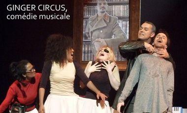 Visuel du projet GINGER CIRCUS - Comédie musicale