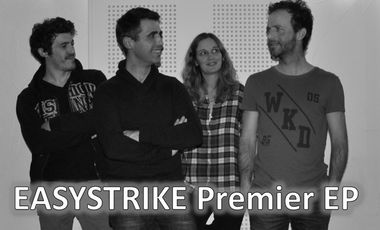 Project visual EASYSTRIKE - 1er EP