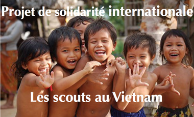 Project visual Projet solidaire Vietnam