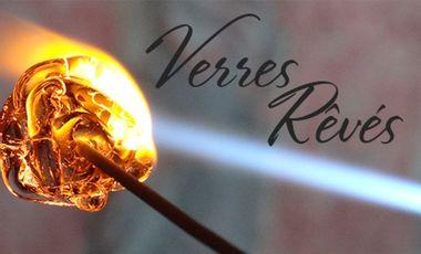 Project visual Verres Rêvés - Créatrice Bijoux en Verre Filé