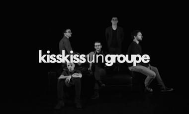 Project visual KissKissUnGroupe - Prochain disque de Vendôme