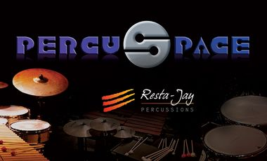 "Project visual Le ""PercuSpace"" Resta-Jay Percussions"