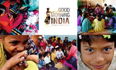 Project visual Good Morning India
