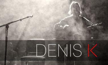 Visuel du projet DENIS K - Nouvel EP réalisé par Frédéric LO