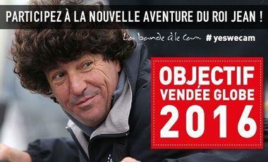 Visuel du projet Objectif Vendée Globe 2016