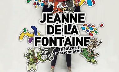 """Project visual """"Jeanne de la Fontaine"""" en Avignon"""