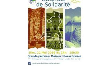 Visueel van project Course Solidaire à la Cité Internationale Universitaire de Paris