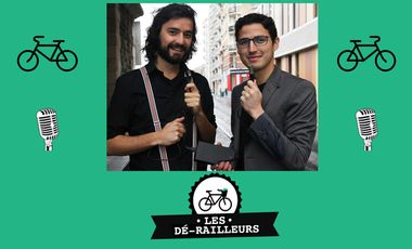 Project visual Les dé-railleurs