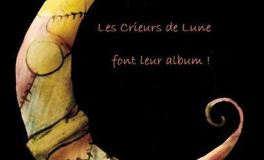 Visueel van project Les Crieurs de Lune font leur album