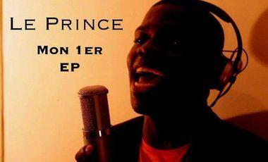 Project visual Le Prince - Mon 1er EP