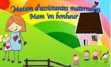 Project visual Maison d'assistantes maternelles Mam'en bonheur