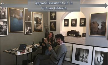Visueel van project Agrandissement de la Pijama Galerie