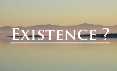 Visuel du projet Existence ?