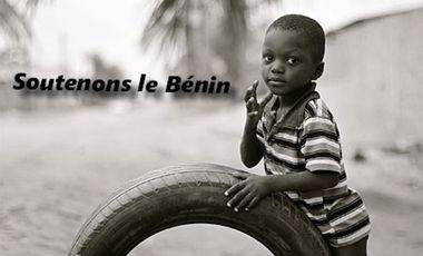 Project visual Aidez moi à soutenir les enfants du Bénin
