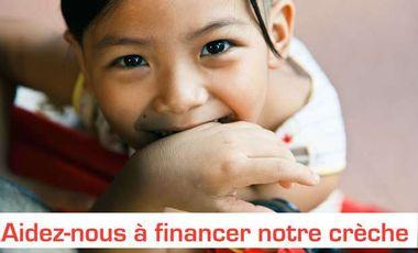 Visuel du projet Solidarité ! Aidez nous à créer la nurserie de l'Orphelinat