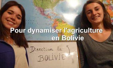 Project visual Dynamiser l'agriculture en Bolivie