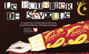 Visuel du projet L'ESCP Europe présente Le Bourbier de Séville