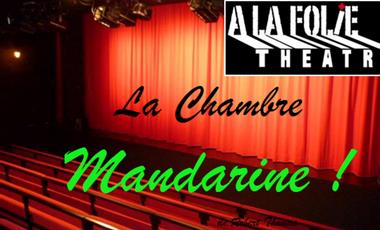 Visuel du projet La Chambre Mandarine