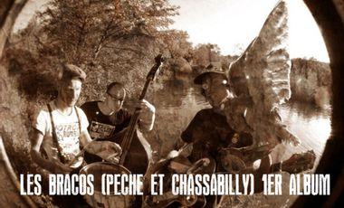 Visueel van project Les Bracos (Pêche et Chassabilly) 1er Album