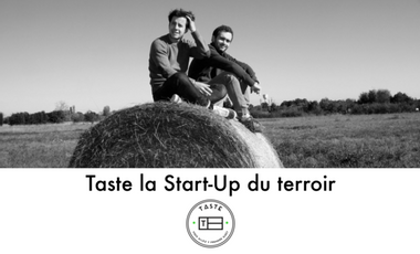 Visuel du projet Taste, la start-up du terroir français