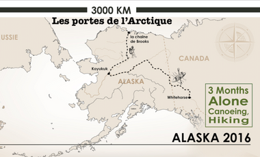Project visual Les Portes de l'Arctique