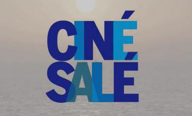 Project visual Ciné Salé, festival international du film de mer et de marins • Le Havre