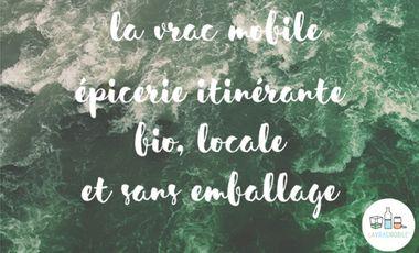 Visuel du projet La Vrac Mobile : épicerie itinérante - bio, local et sans emballage