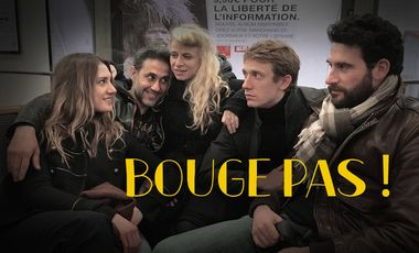 Visueel van project Bouge pas !
