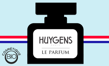 Project visual Le premier parfum Huygens