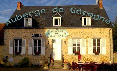 Project visual Auberge de Gâcogne