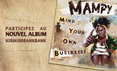 Visuel du projet Participez au prochain album de MAMPY