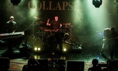 Visuel du projet Collapse // 3ème album