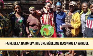 Project visual Faire de la médecine traditionnelle africaine une médecine reconnue en Afrique