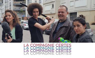 Visuel du projet La Compagnie Certes en scène cet été !